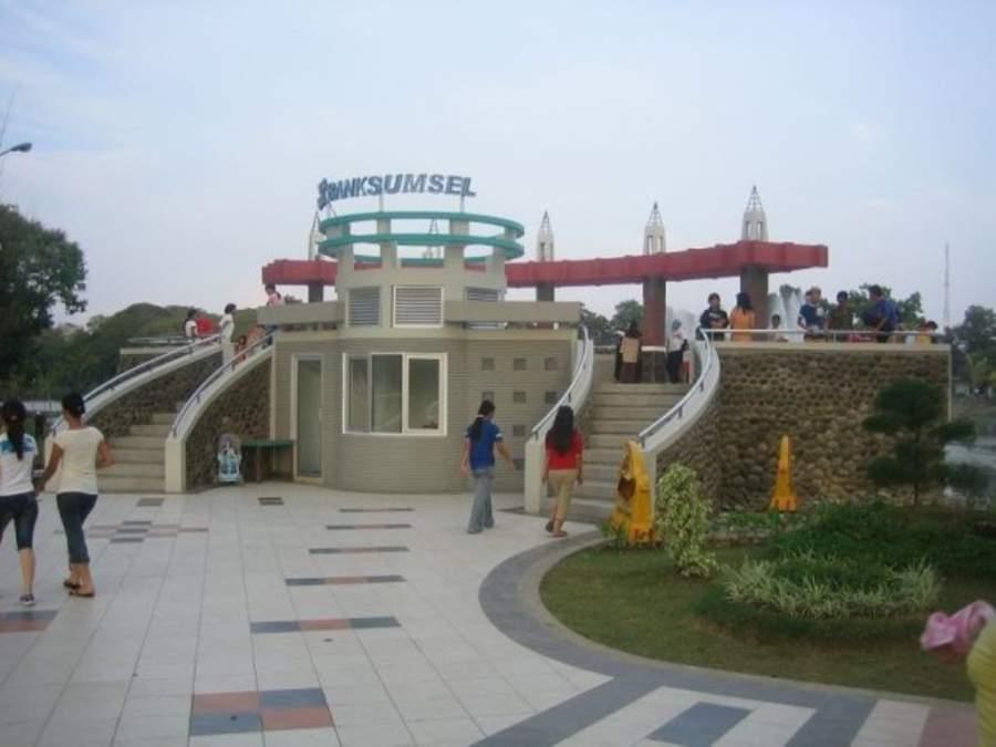 Parque Kambang Iwak
