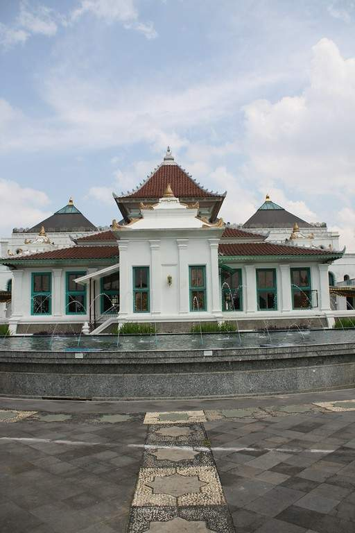 Gran Mezquita de Palembang