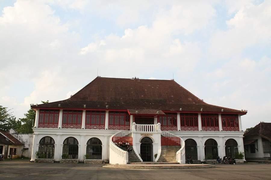 Museo del Sultán Mahmud Badaruddin II
