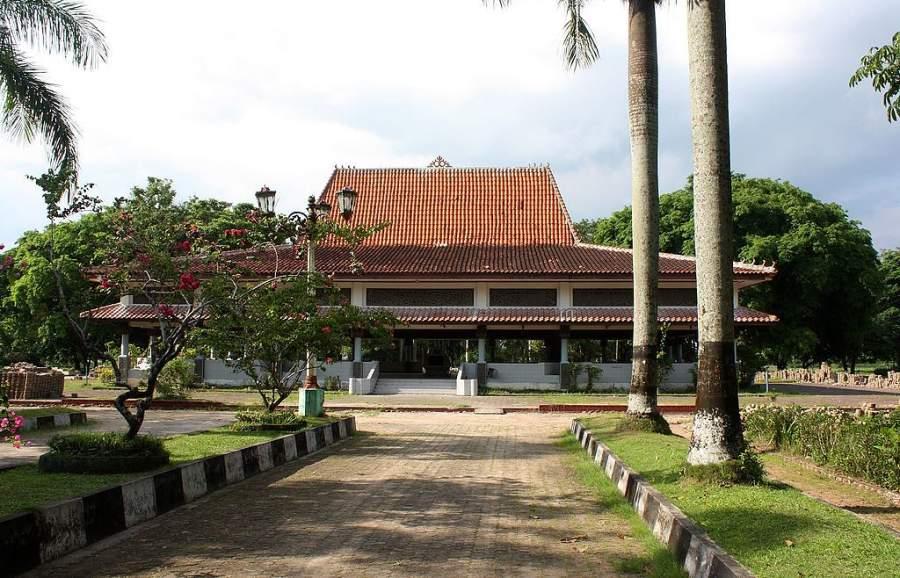 Parque arqueológico Sriwijaya