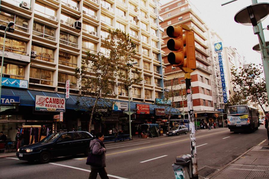 Tiendas en Montevideo, Uruguay