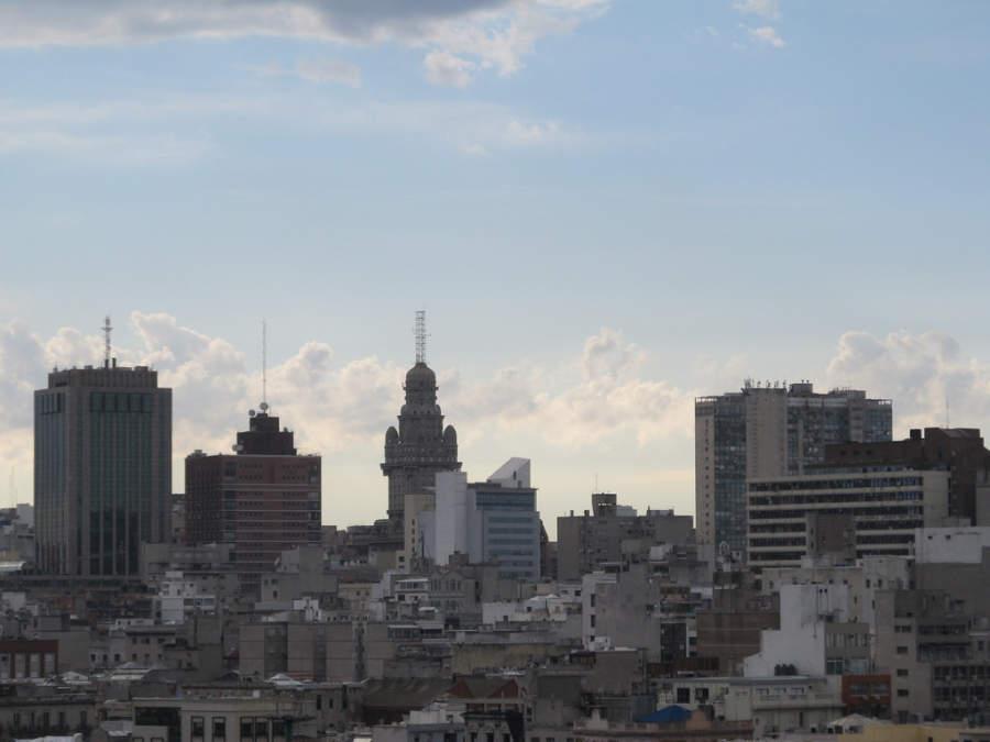 Arquitectura en la ciudad de Montevideo