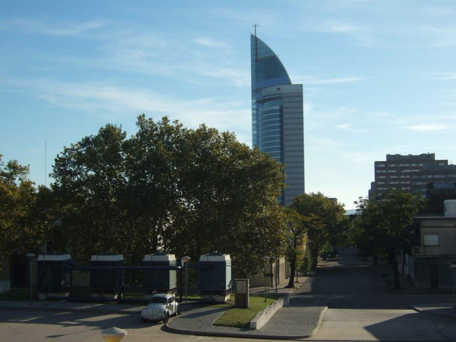 Torre de las Telecomunicaciones en Montevideo