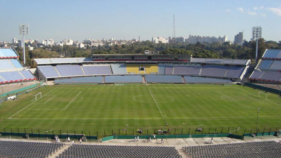Estadio Centenario, monumento al futbol en Montevideo