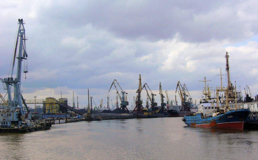 Puerto de Kaliningrado