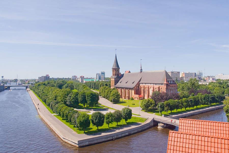 Kaliningrado destaca por sus atracciones históricas