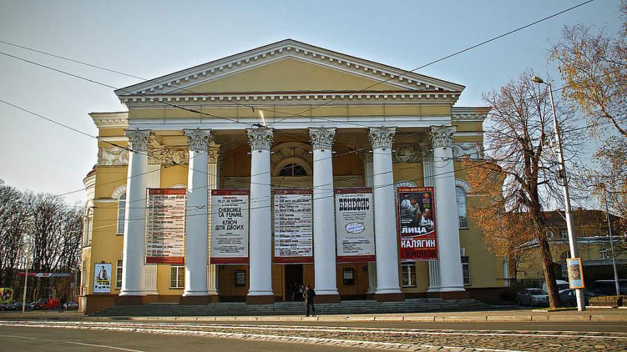 Visita el Teatro Regional de Kaliningrado
