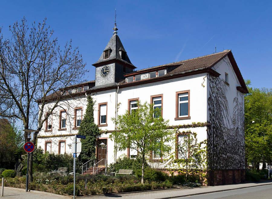 Ayuntamiento en Raunheim