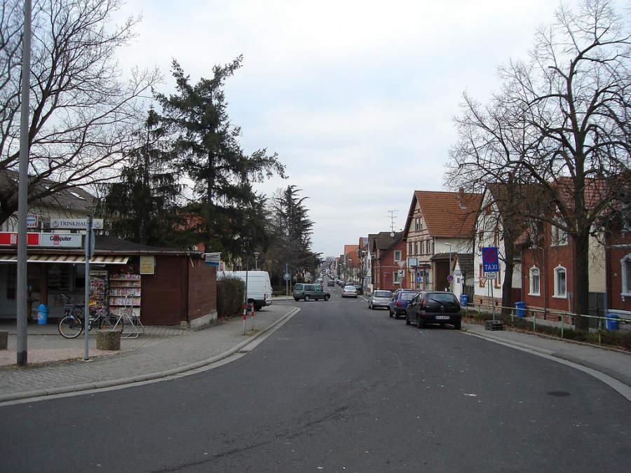 Raunheim, Hesse, Alemania