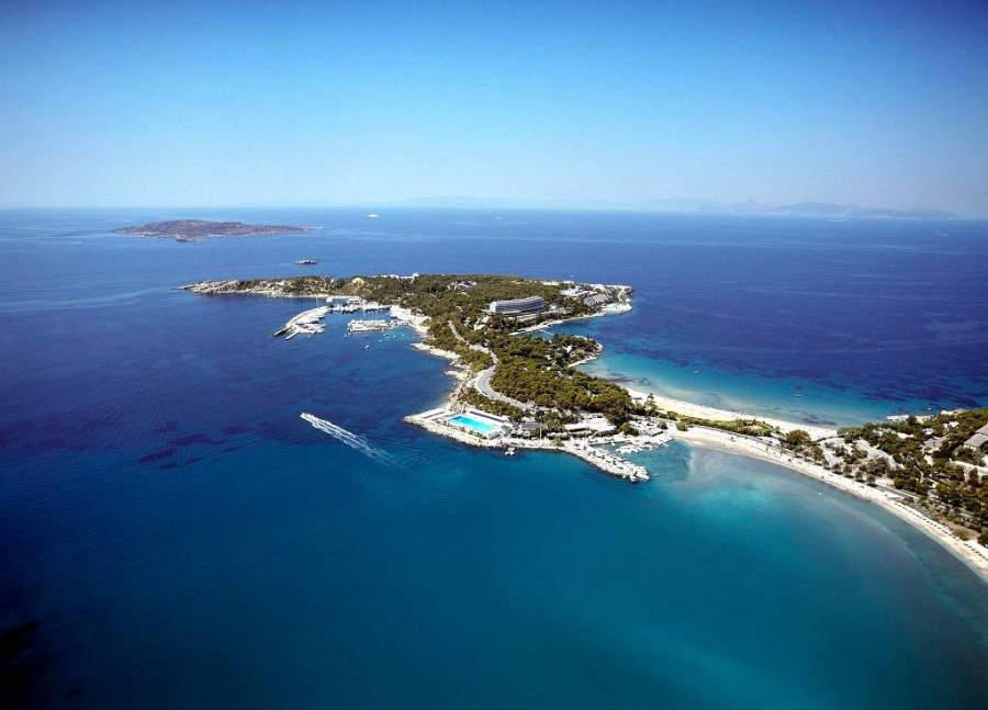 Península Mikro Kavouri
