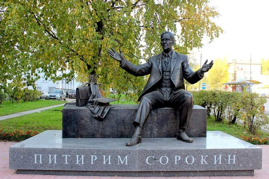 Monumento PA Sorokin