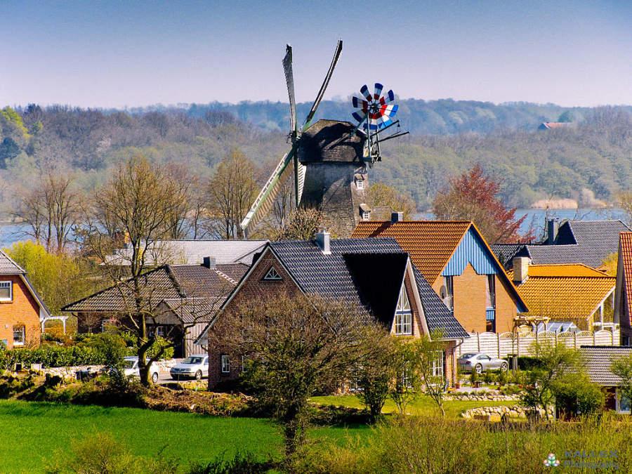Gross Wittensee, Schleswig-Holstein, Alemania