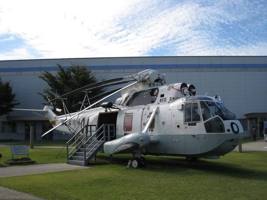 En Ishikawa Aviation Plaza hay una colección de aeronaves