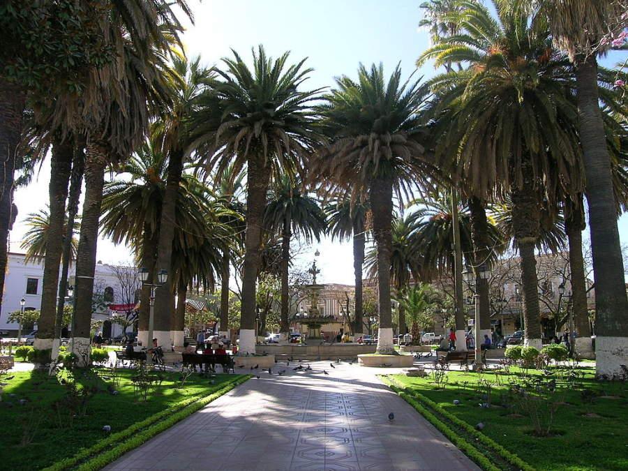 Plaza de Armas Luis de Fuentes