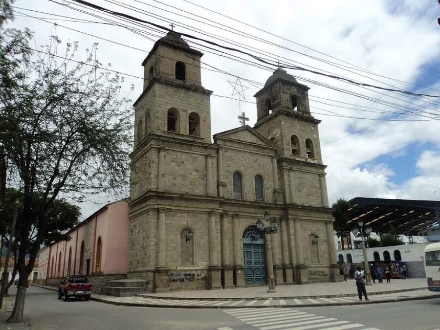 Catedral Metropolitana, que data de 1810