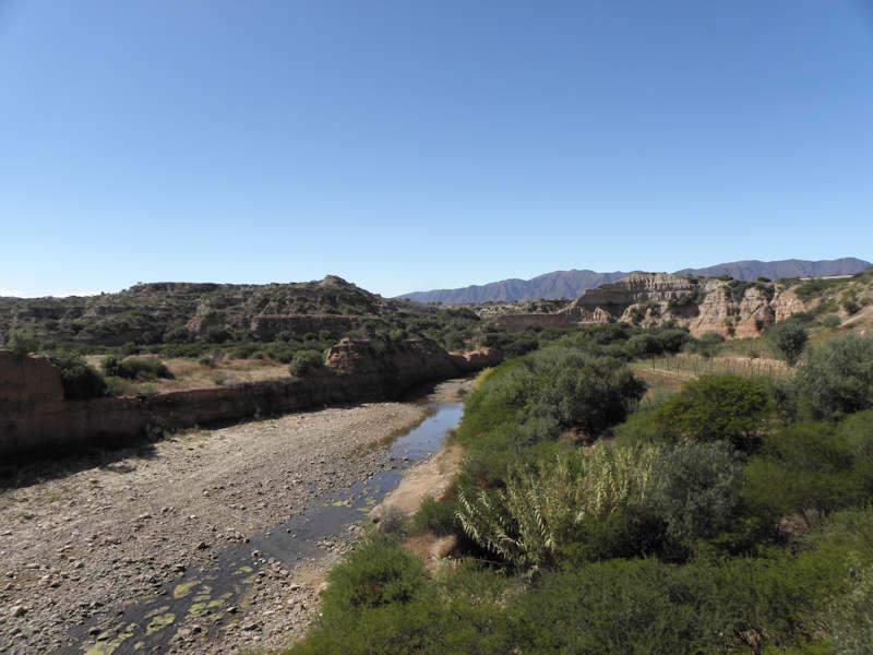 Zonas naturales de Tarija