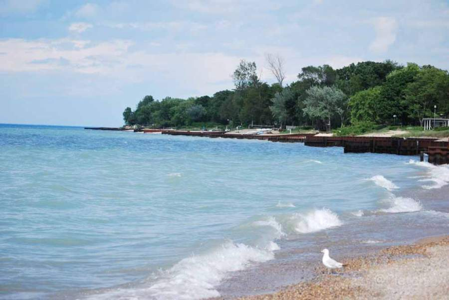 En Sarnia podrás disfrutar de las playas del lago Hurón