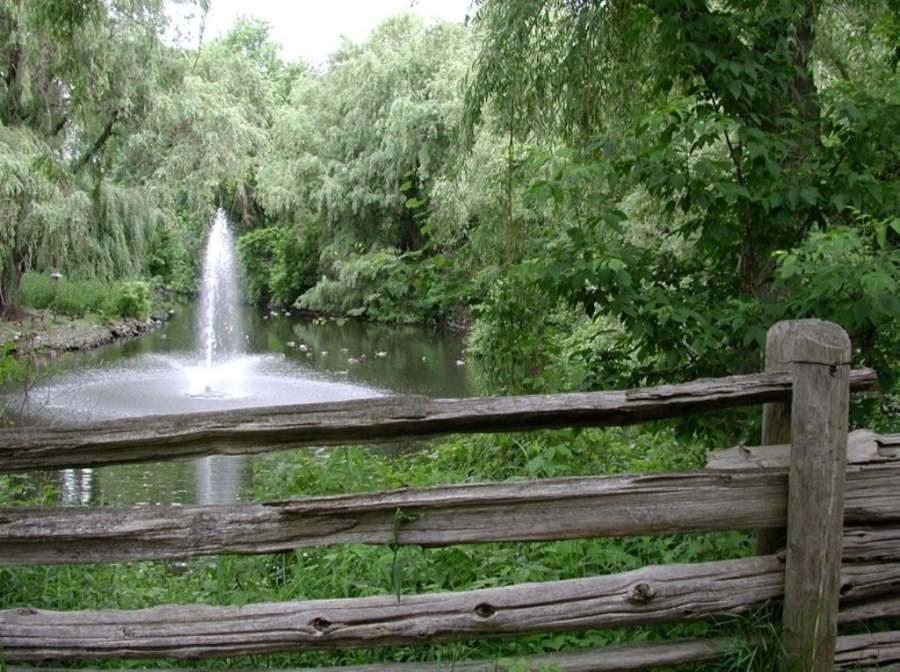 Parque Canatara en Sarnia