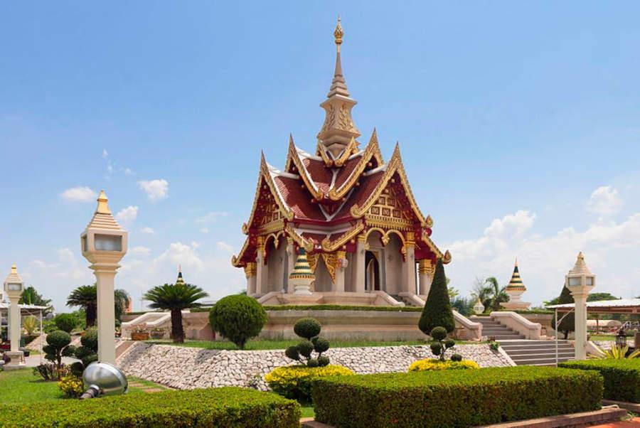Santuario Pillar en Udon Thani