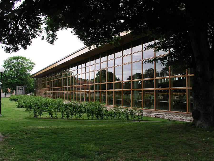 Biblioteca de la Universidad de Linköping