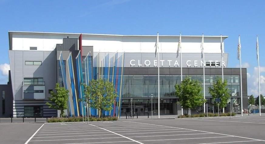 Saab Arena, antes conocido como Estadio Cloetta Center