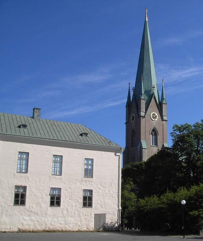 Torre de la Catedral de Linköping