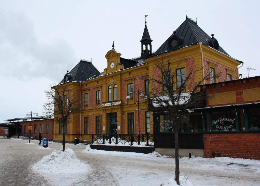 Estación Central de Linköping