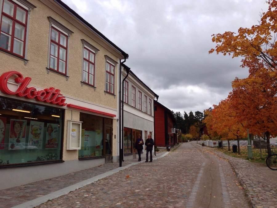Zona del Viejo Linköping