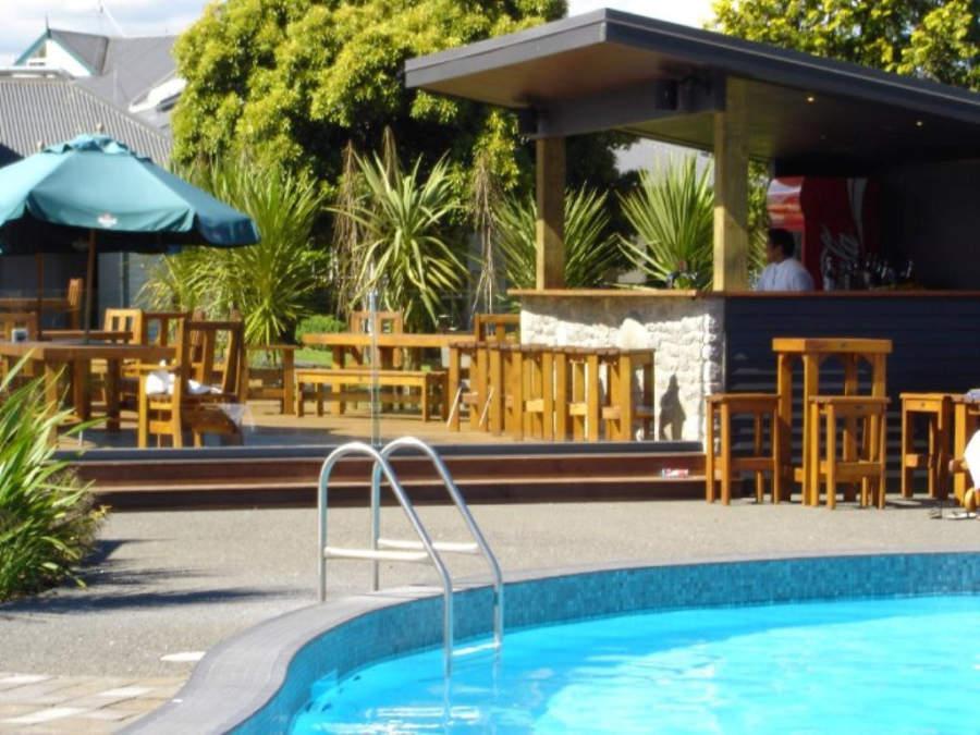 Instalaciones del Wairakei Resort