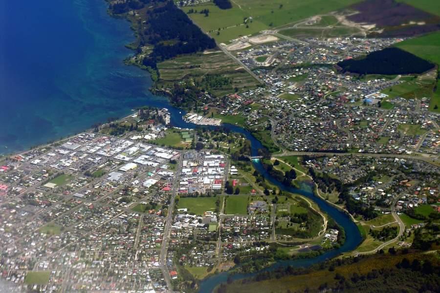 Taupo, Waikato, Nueva Zelanda