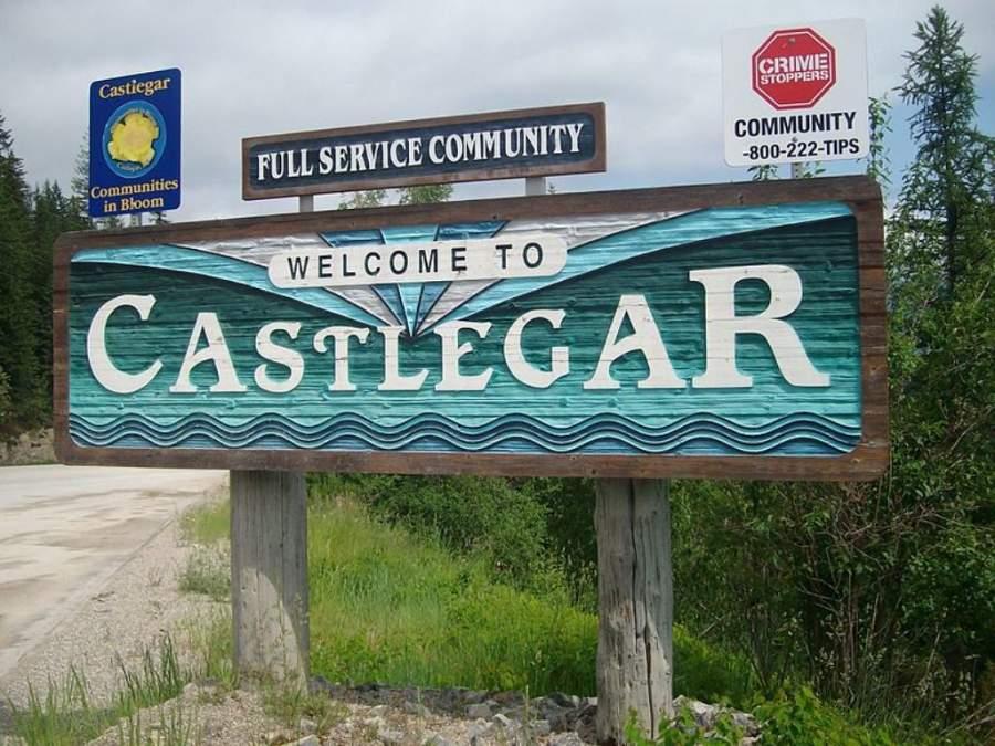 Castlegar, Columbia Británica, Canadá