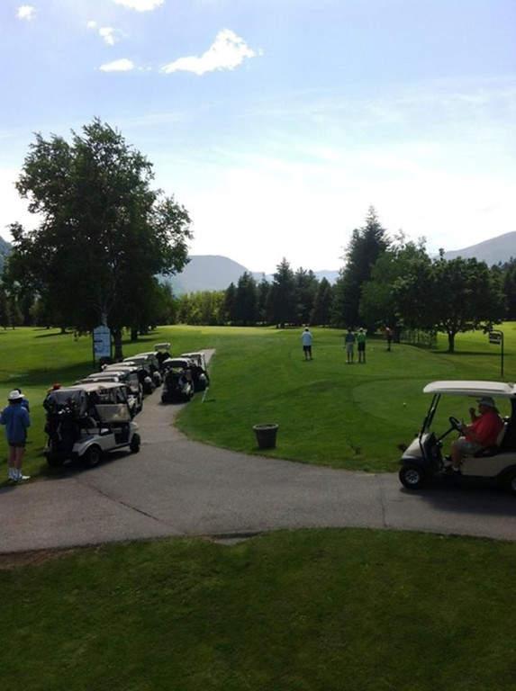 Campo de golf Castlegar Golf Club