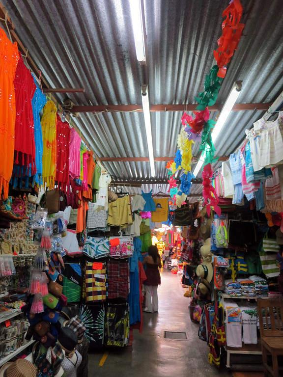 Mercado municipal de Huatulco