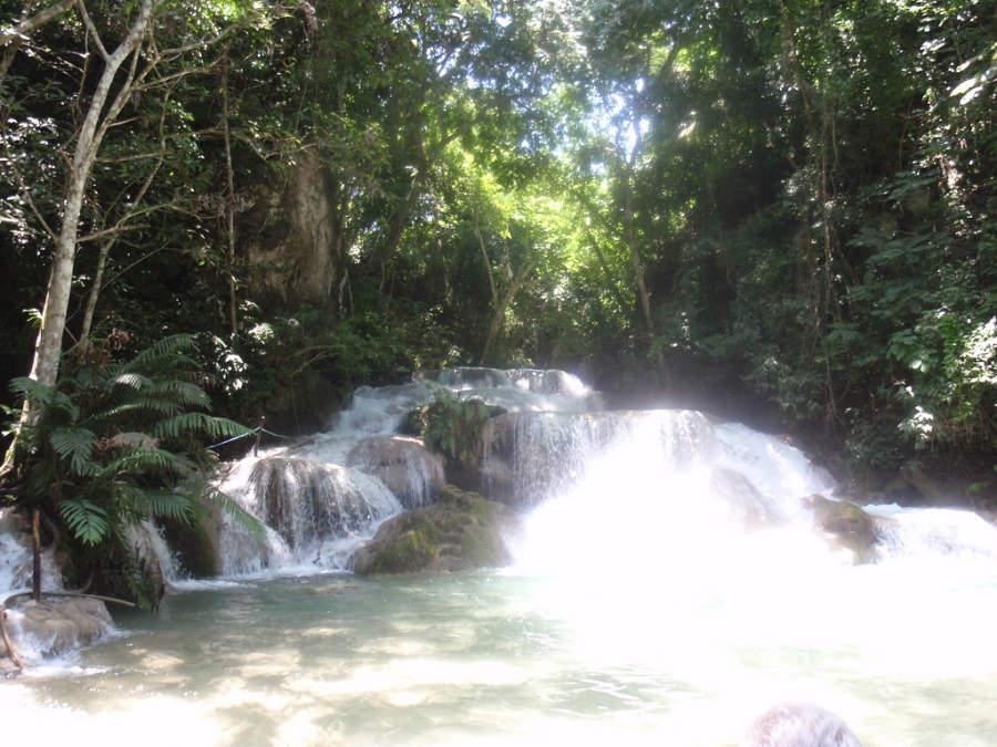 Cascadas mágicas de Copalitilla en Santa María Huatulco