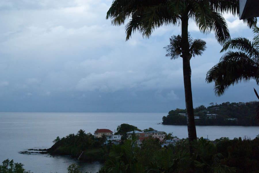 Bahía de Castries, Saint Lucia