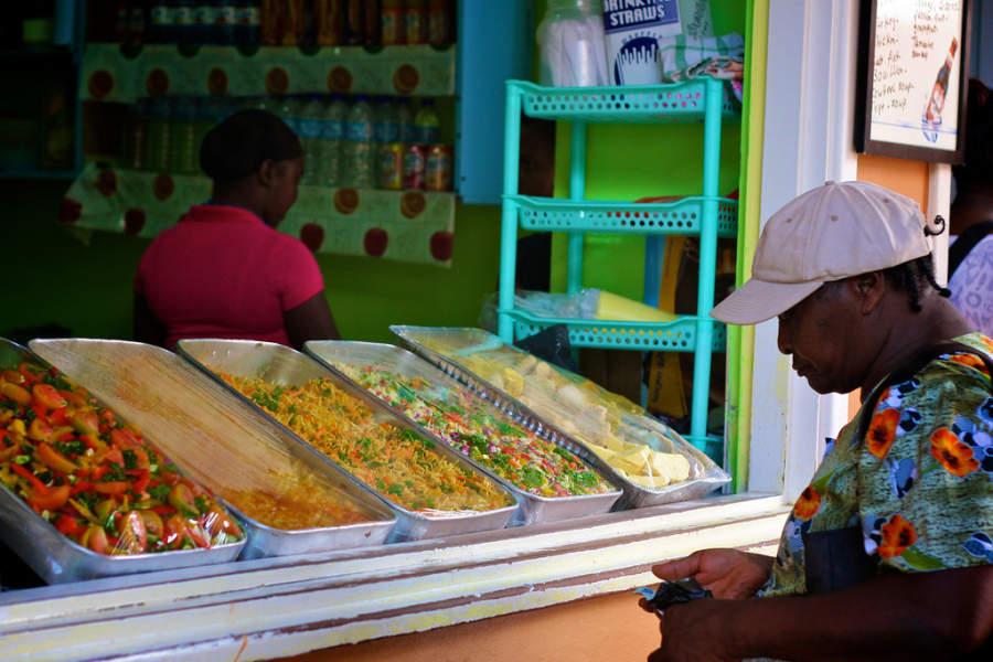 Mercado de Castries, Saint Lucia