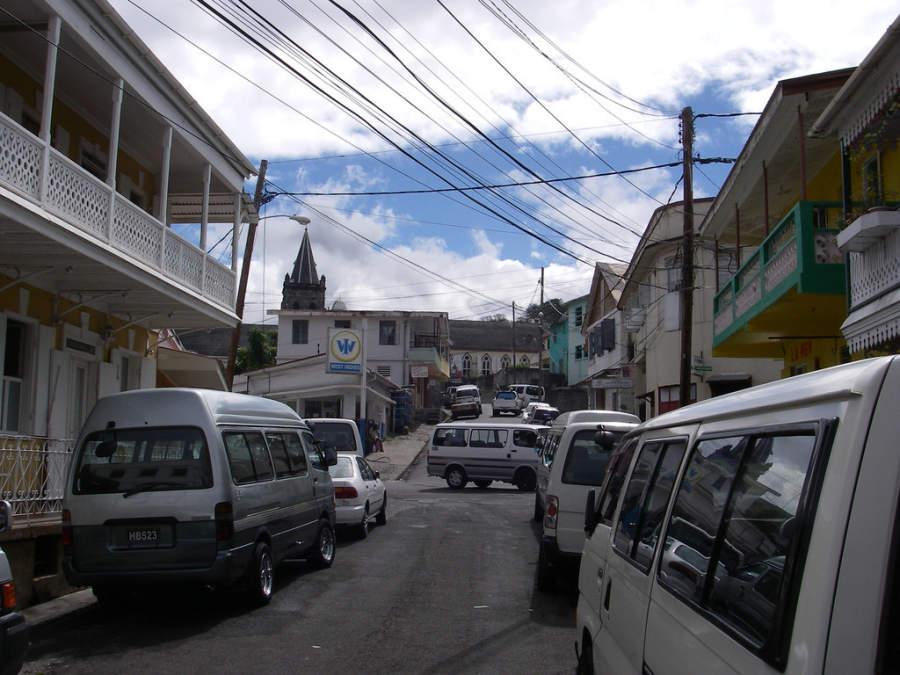 Avenida de Roseau
