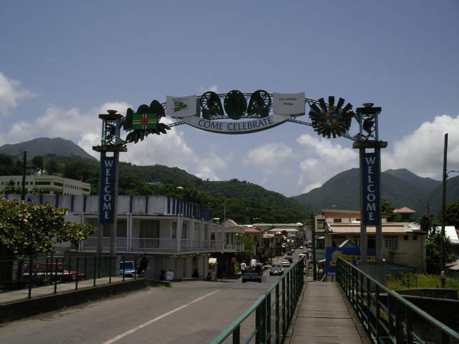 Roseau, Saint George, Dominica
