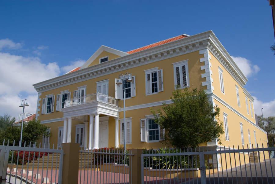 Registro civil en Willemstad, Curazao