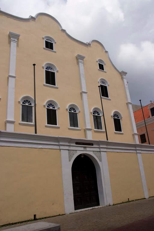 Sinagoga Mikvé Israël-Emanuel en Willemstad