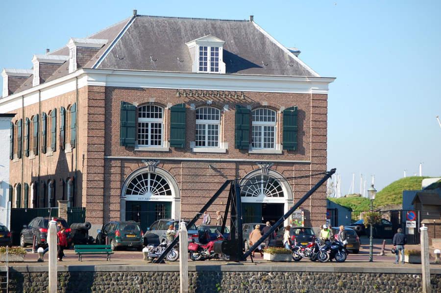 Arsenal en Willemstad