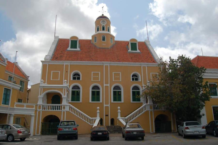 Casa del gobernador en Willemstad