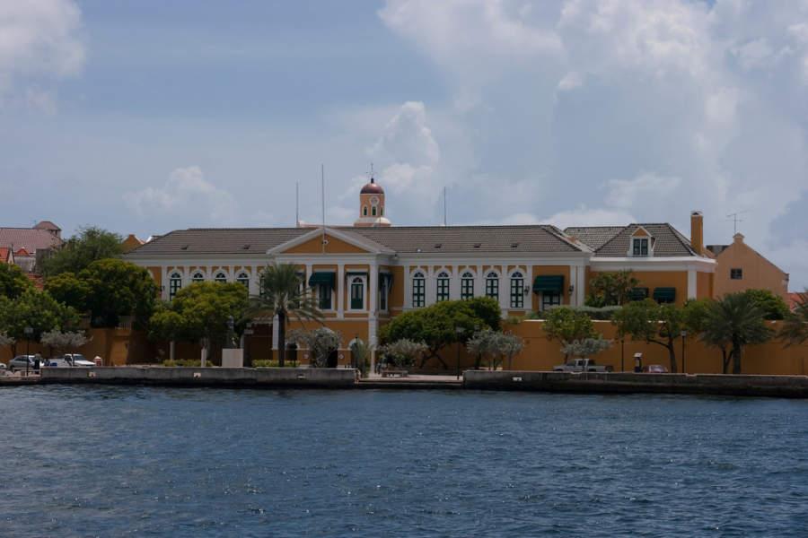 Fuerte Ámsterdam en Willemstad, Curazao