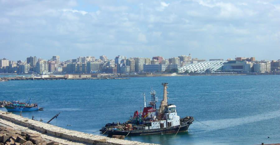 Puerto de Alejandría