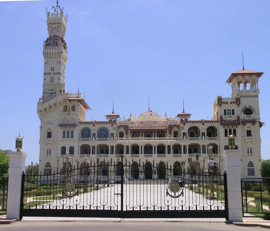 Palacio de Montazah
