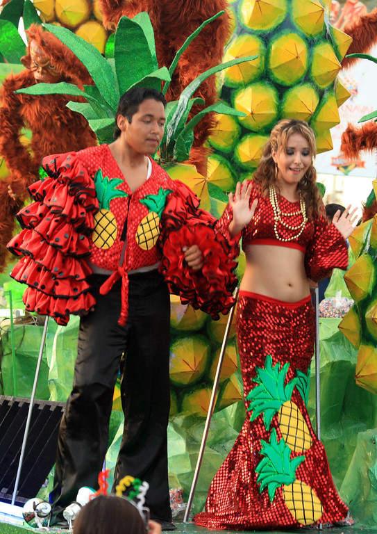Carnaval Internacional de Mazatlán