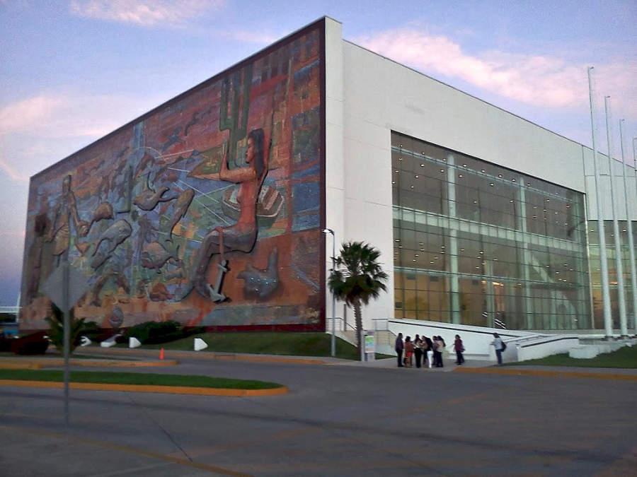 Centro de Convenciones en Mazatlán
