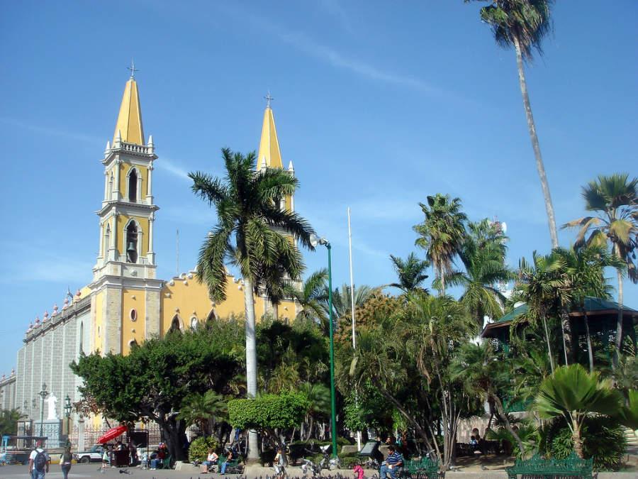 Catedral Basílica de la Inmaculada Concepción en Mazatlán