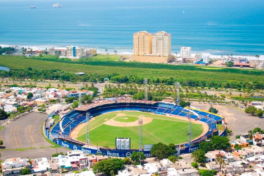 Estadio de béisbol de la ciudad de Mazatlan