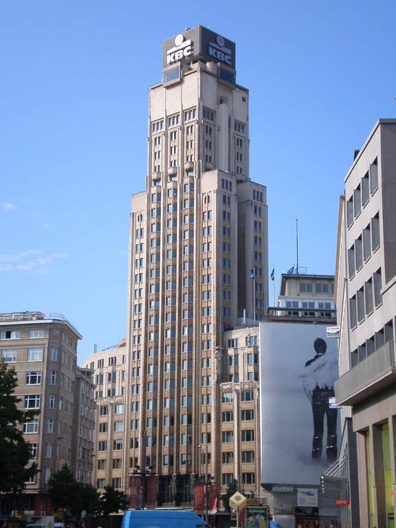 Torre Boerentoren